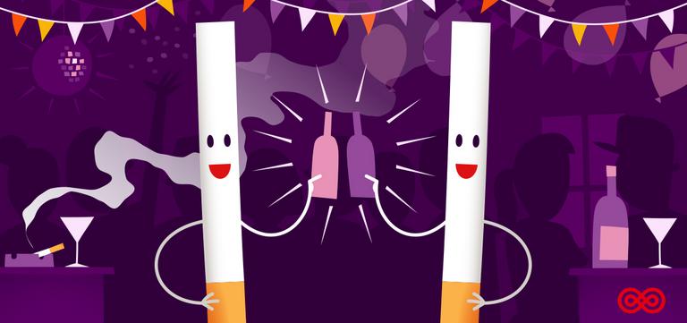 Er dit cigaretforbrug lidt for festligt?